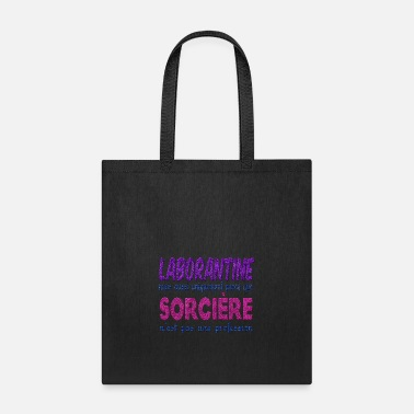 Worker Witch Worker - Tote Bag