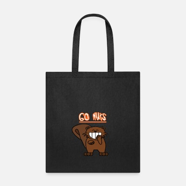 Go Nuts Go nuts chipmunk - Tote Bag