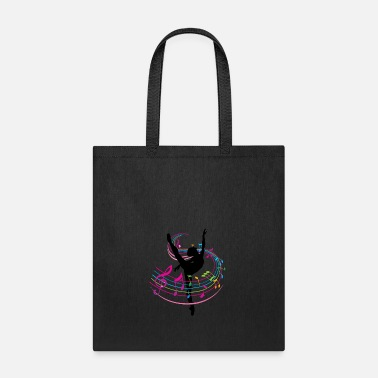 Dancer Ballet Dancer - Tote Bag