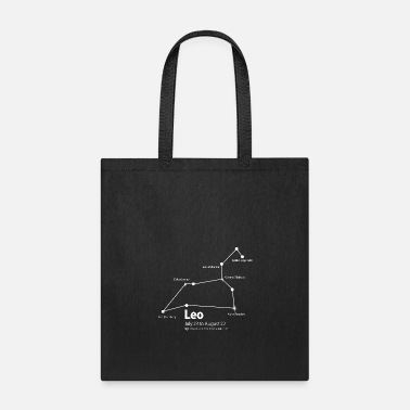 Constellation Leo Constellation - Tote Bag