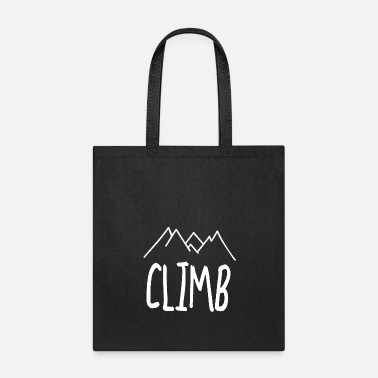 Mountain Climbing mountains climbing - Tote Bag