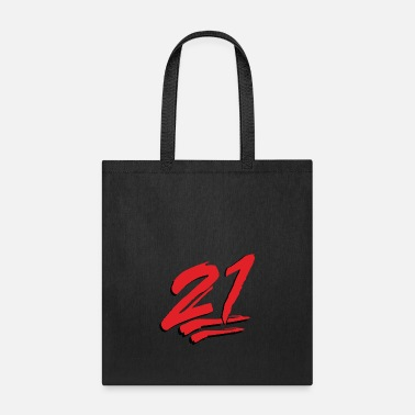 Rapper 21 Emoticon - Tote Bag