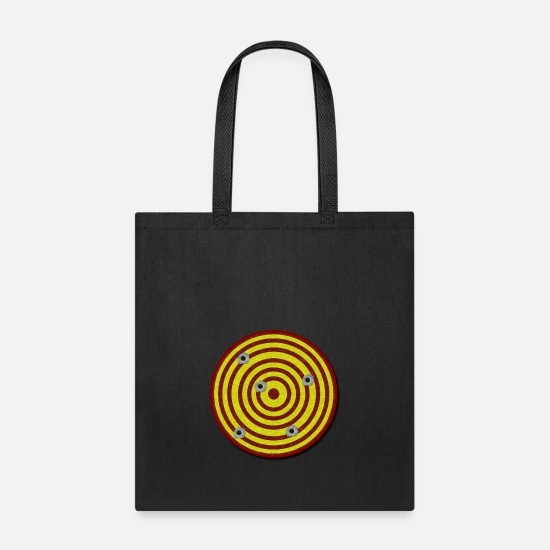 Gun Bags & Backpacks - Gun Target - Tote Bag black