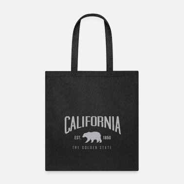 Golden State THE GOLDEN STATE CALIFORNIA BEAR - Tote Bag