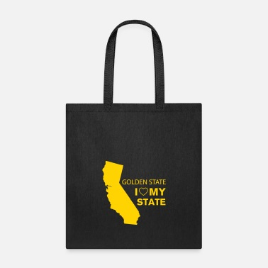 Golden State Golden State Love - Tote Bag