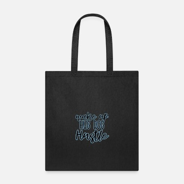 Shop Wake Up Tote Bags Online Spreadshirt