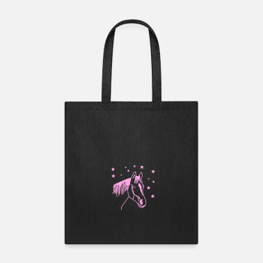 Horse Horse- Pink Dream horse- Cool gift idea - Tote Bag