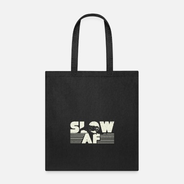 Allergy SLOW AF sloth - Tote Bag