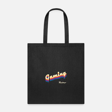 Gaming retro gaming gamer vintage - Tote Bag