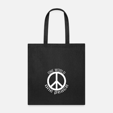 World Of Tanks One World, One Peace - Tote Bag