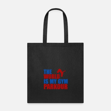 Parkour parkour - Tote Bag