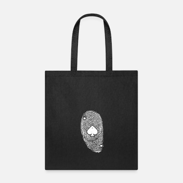 Bluff Fingerprint - Tote Bag