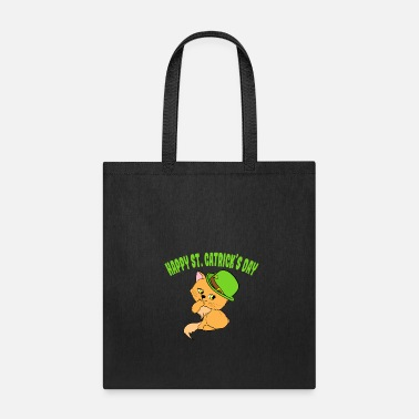 Shamrock Guys! Have This St. Patrick's Tee Saying Happy - Tote Bag
