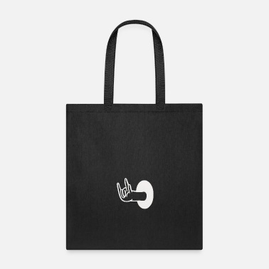 Sign of the Horns by Dio (Heavy Metal) - Tote Bag