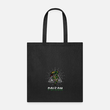 Crawl Snake Snake - Tote Bag