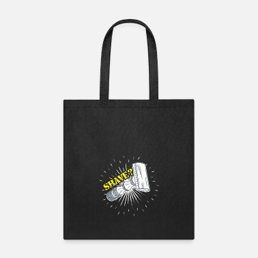 Rapper Beard Barber Man Gift Idea - Tote Bag