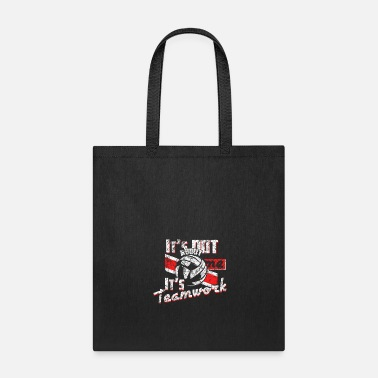 Wisdom Saying Volleyball - Tote Bag