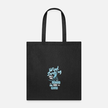 Palm Trees Beach Surfing Gift - Tote Bag
