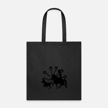 Island Icelandic Horse: Pony Merch - Tote Bag