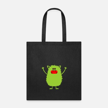 Porcupine porcupine monsters - Tote Bag