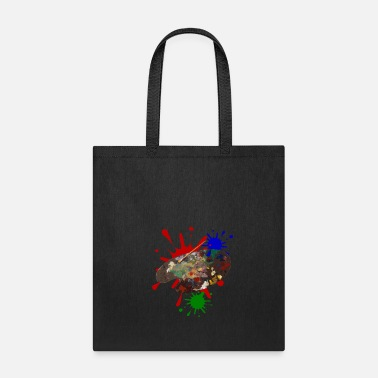 Painting Painting - Tote Bag