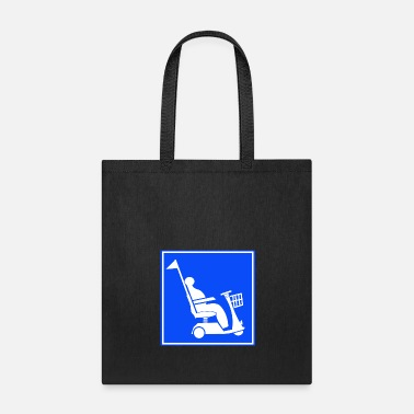 Handicap Modern Handicapped - Tote Bag