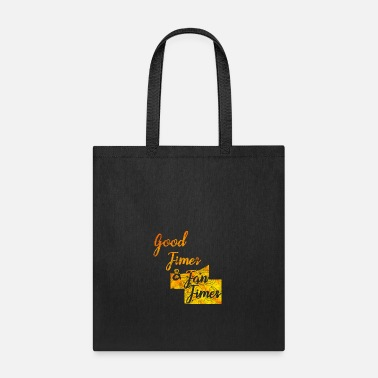 Sunlight Good Times Tan Summer sunlight sunrise holidays - Tote Bag