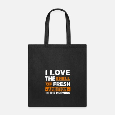Powerslogan Morning ambition motivation gift idea sports power - Tote Bag