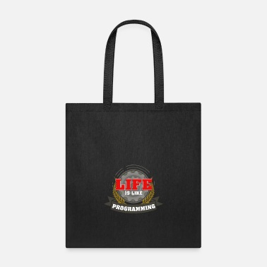 Program Programming - Tote Bag