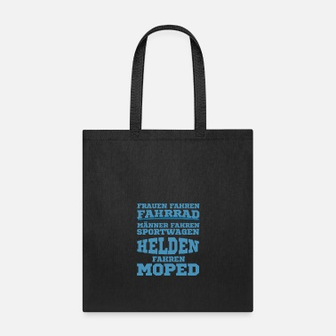 Moped small moped - Tote Bag
