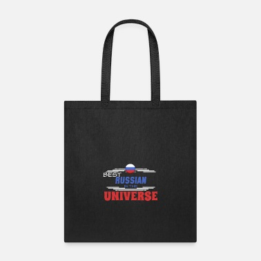 Russian Russian - Best russian in the universe - Tote Bag