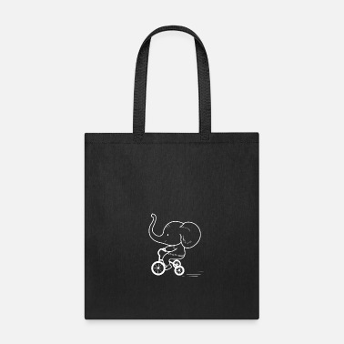 Enviromental 17 Elephant - Tote Bag