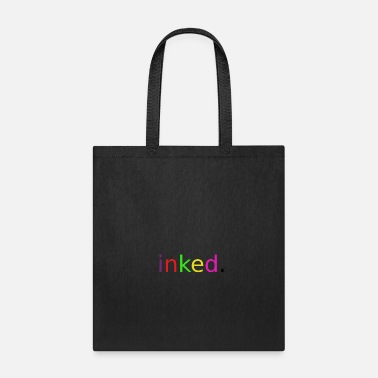 Tatoo Inked Tatoo - Tote Bag