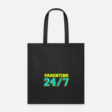 Parents New Parent Parenting 247 4000x4000 - Tote Bag