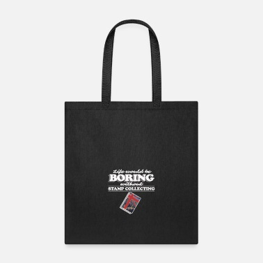 Collections stamp collecting - Tote Bag