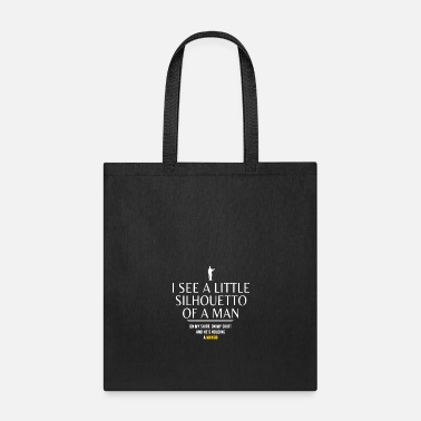 Silhouette I See a Little Silhouetto - Tote Bag