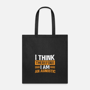 Sci-fi Agnostic I Am Really Agnostic Funny Gift - Tote Bag