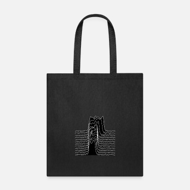 cortical profiles - Tote Bag