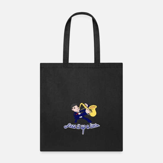 Jazz Bags & Backpacks - Jazz - Tote Bag black