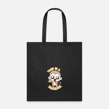 Gorilla Monkey - Tote Bag