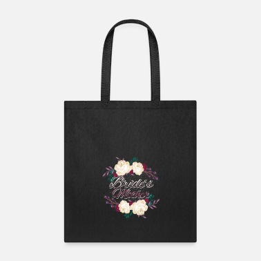 Farewell hen farewell bride mother present rose - Tote Bag