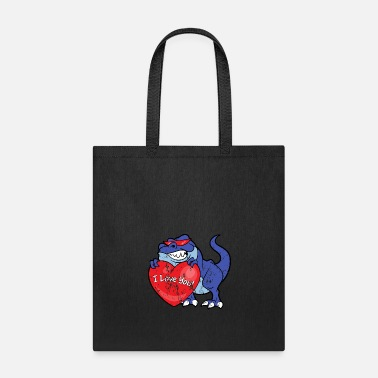 Engagement Retro Vintage Grunge Style Valentine's Day - Tote Bag