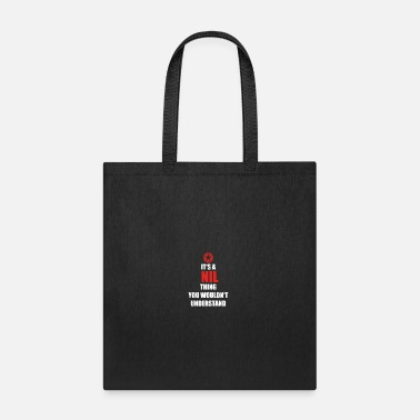 Nils Geschenk it s a thing birthday understand NIL - Tote Bag