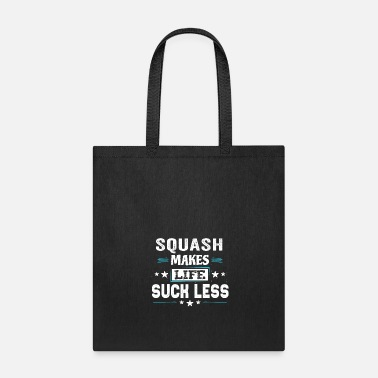 Coach Best Funniest Cute Squash Team Tees Quotes PunGift - Tote Bag