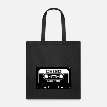 Chiropractic Mixer Mix Tape - Tote Bag
