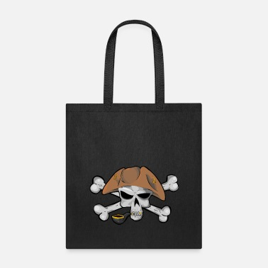 Piracy Skull Piracy - Tote Bag