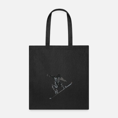 Boarders Snow Boarder - Tote Bag