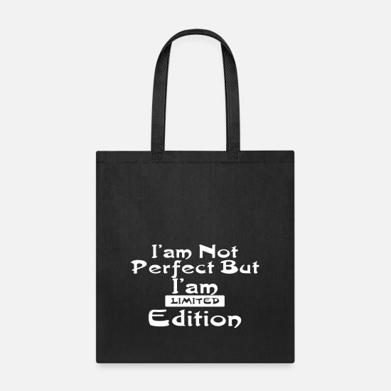 Limited Edition Bags & Backpacks - Limited Edition - Tote Bag black