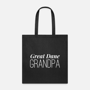 Grandma Great Dane Grandpa - Tote Bag