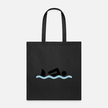 Swim swimming - Tote Bag